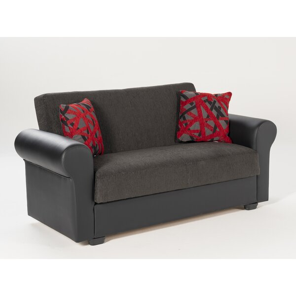 Ante 68.5'' Rolled Arm Sofa Bed by Winston Porter Winston Porter