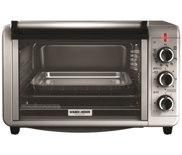Black & Decker Toaster Oven Broiler by Applica Consumer Prod