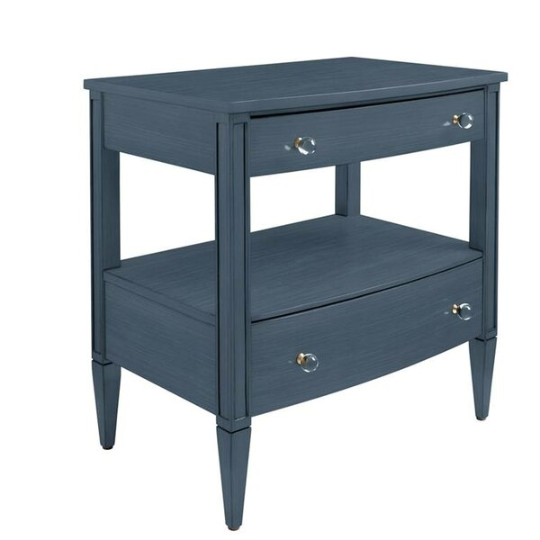 2 Drawer Nightstand By Stone & Leigh™ Furniture Coupon