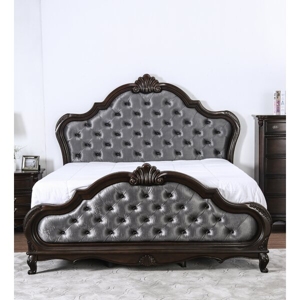 Gottlieb Upholstered Standard Bed by Astoria Grand Astoria Grand