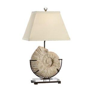 Top Reviews Ammonite 32 Table Lamp By Wildwood