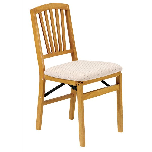 Upholstered Dining Chair (Set of 2) by Stakmore Company, Inc.