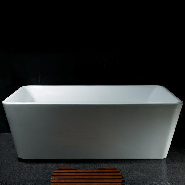 66 93 X 33 46 Soaking Bathtub By Akdy.