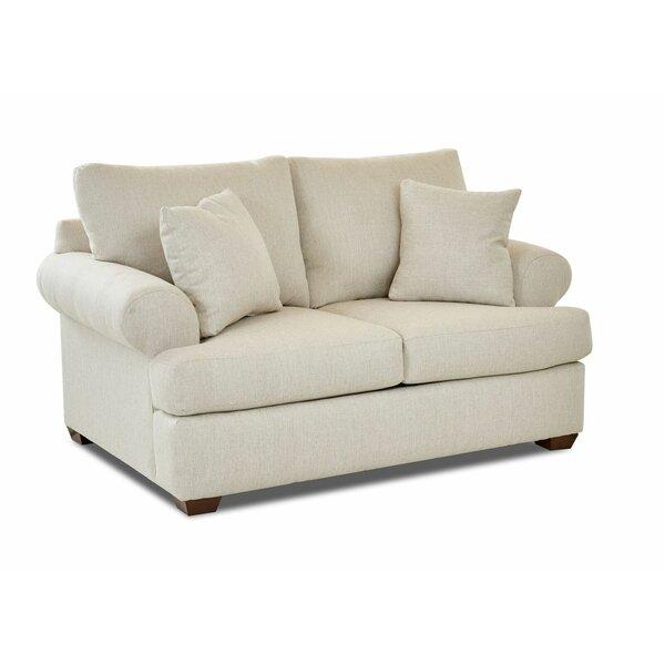 Colleen Loveseat by Wayfair Custom Upholstery™