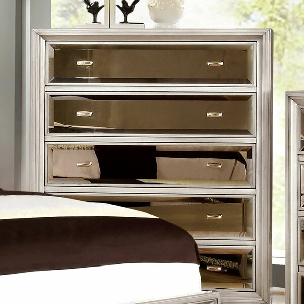 Willisville 6 Drawer Chest by House of Hampton