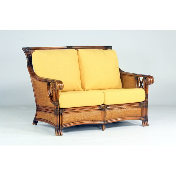 Stotler Loveseat by Bay Isle Home