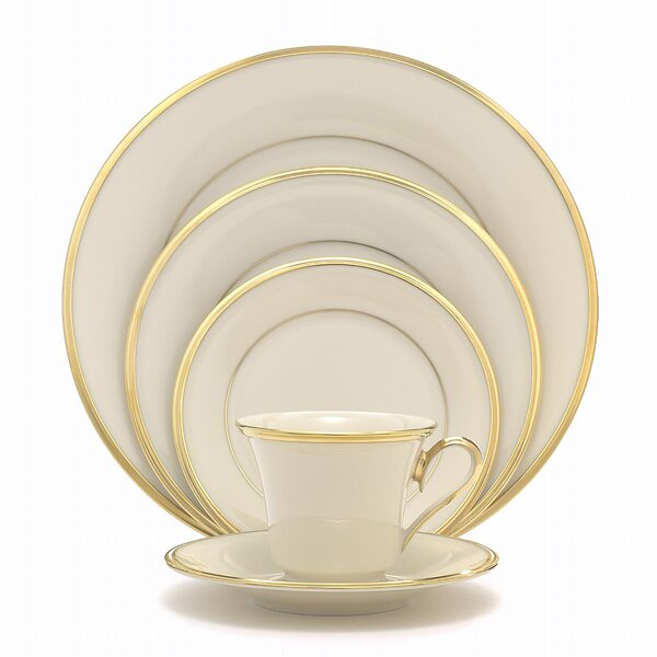 Eternal 5 Piece Place Setting, Serving for 1 by Lenox