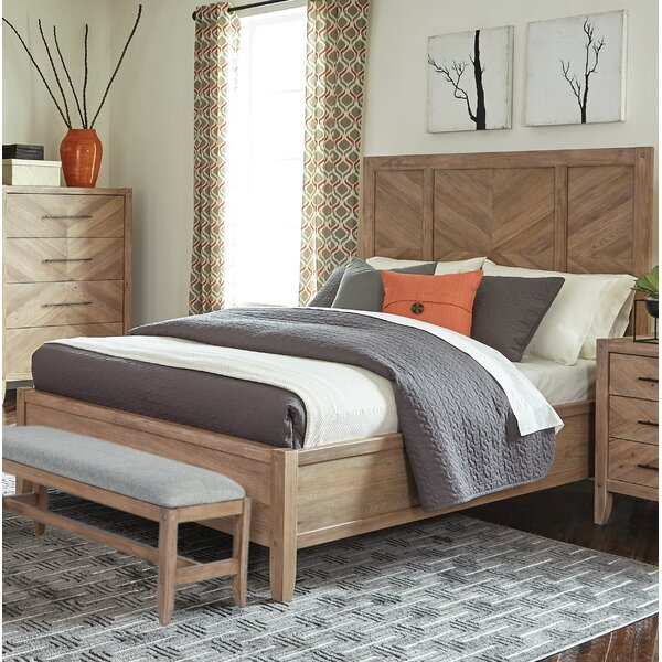 Bucyrus Standard Bed by Foundry Select