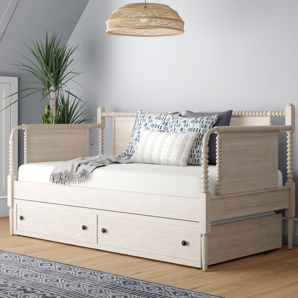 Chingford Twin Daybed With Trundle By Three Posts