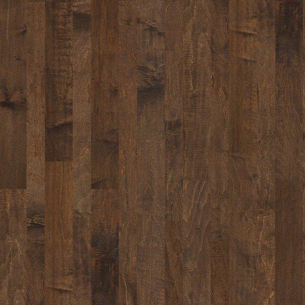 Farmton Random Width Engineered Maple Hardwood Flooring in Tatum by Shaw Floors