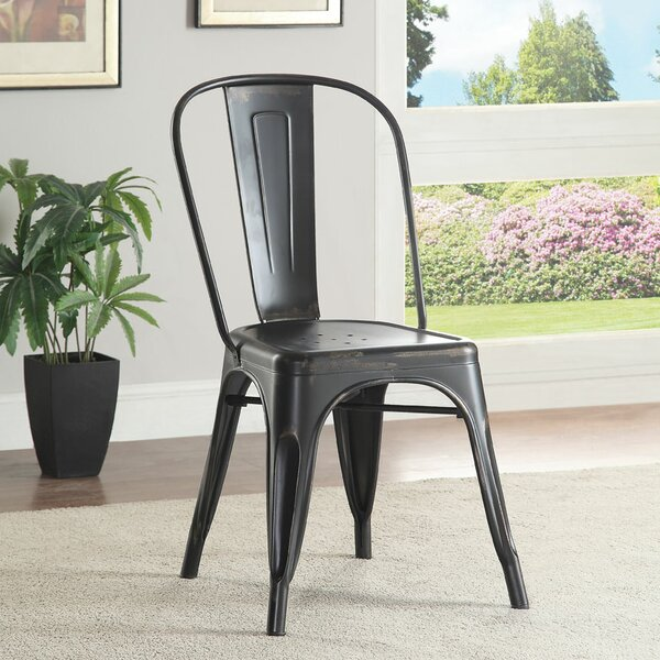 Fortier Dining Chair (Set of 4) by Gracie Oaks