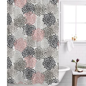 Pink Shower Curtains - Shower Curtains & Accessories