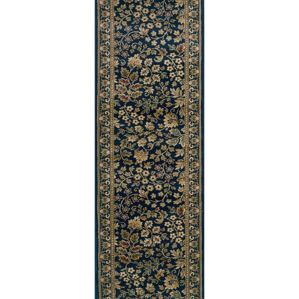 Sangamner Blue Area Rug by Meridian Rugmakers