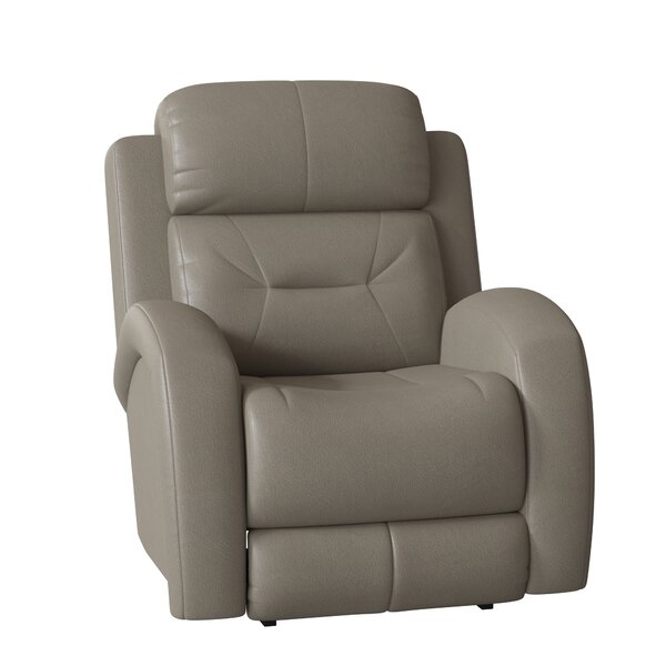 Showcase Leather Power Recliner by Southern Motion Southern Motion