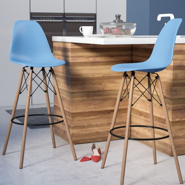 Alyssa Bar & Counter Stool (Set of 2) by Langley Street