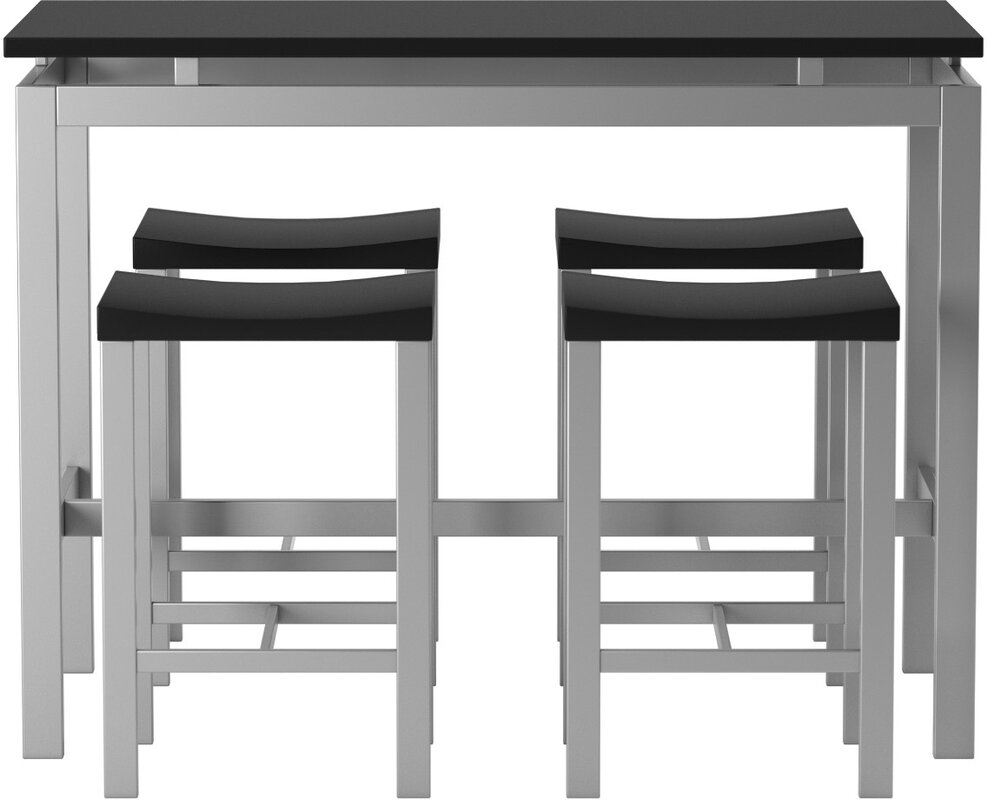 sets with tall set bar x pub table chairs and high