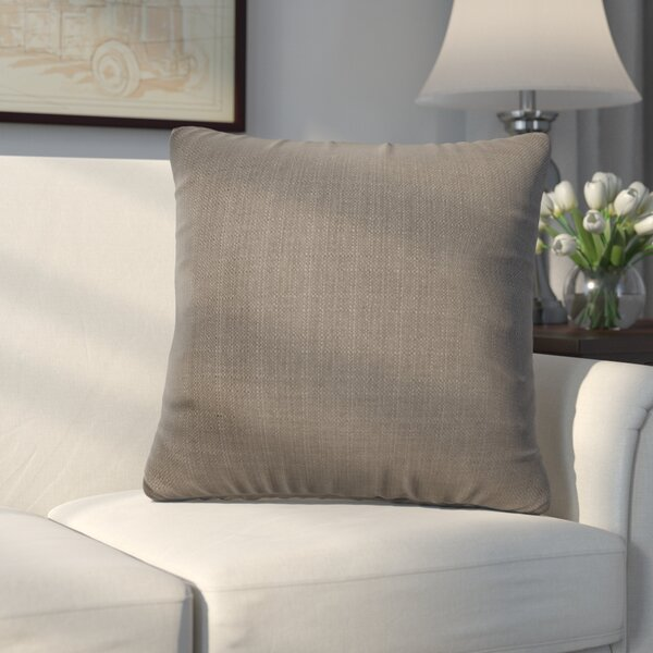 Frye Outdoor Square Pillow Cover and Insert
