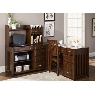 Nicolette Hampton Bay Office Suite In Cherry
