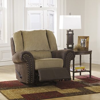 Manual Rocker Recliner by Benchcraft