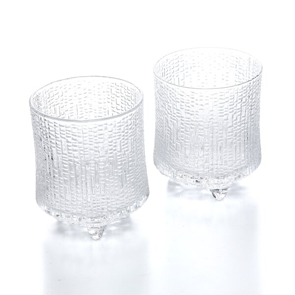 Ultima Thule 6.8 Oz. Old Fashioned Glass (Set of 2) by Iittala