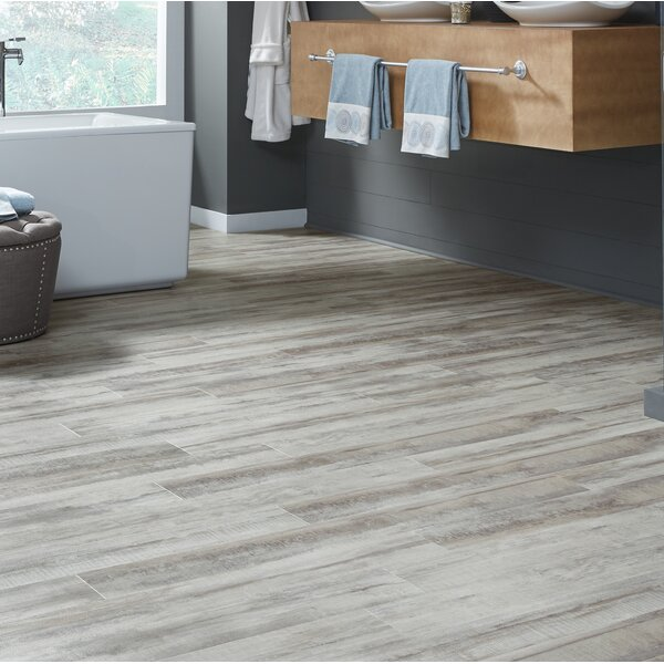 Adura Max Cape May 6 x 48 x 8mm WPC Luxury Vinyl Plank in Shell by Mannington