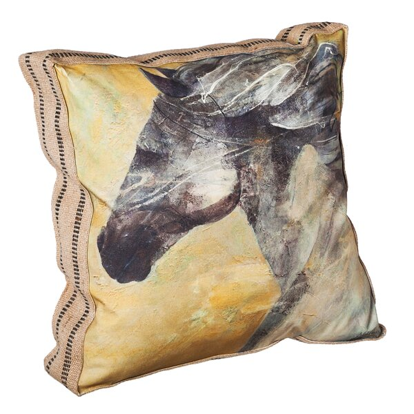 Kates Into The Wind Throw Pillow by Loon Peak