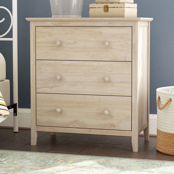 New Sommerville 3 Drawer Chest By Alcott Hill Great Reviews
