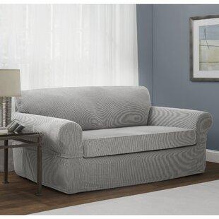 Box Cushion Sofa Slipcover