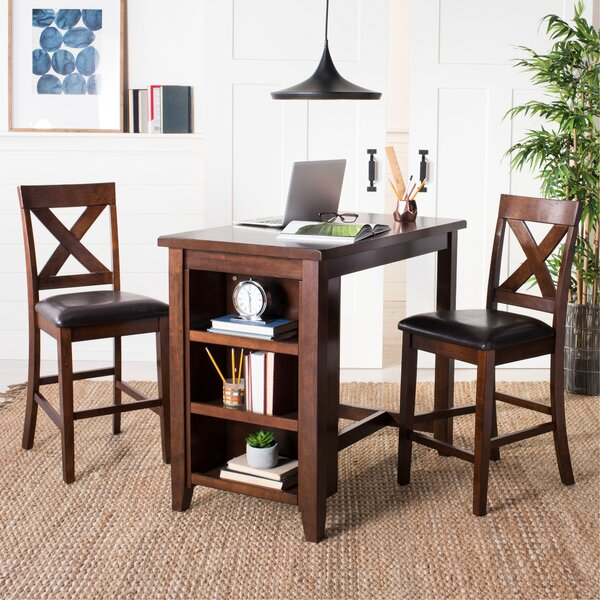 Donegal 3 Piece Dining Set By Darby Home Co