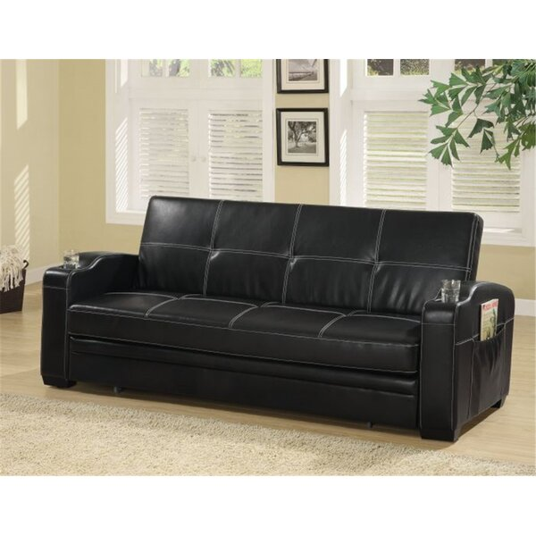 Henager Bed Sleeper Sofa by Winston Porter