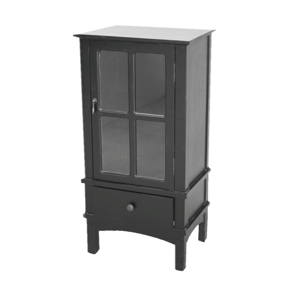 Windrim 1 Drawer Accent Cabinet by Charlton Home
