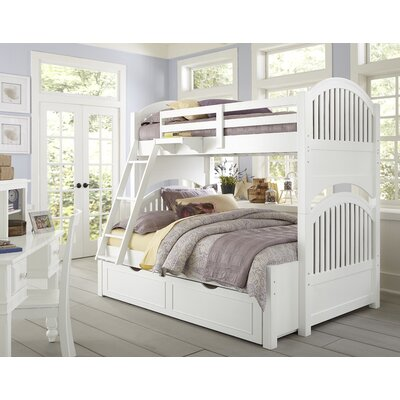 Nickelsville Twin over Full Bunk Bed
