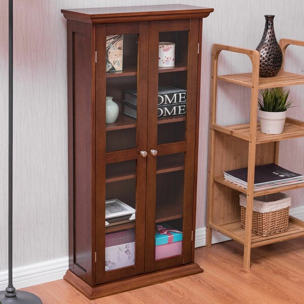 Multimedia Cabinet by Charlton Home