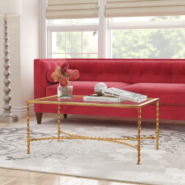 Reynaldo Coffee Table by Willa Arlo Interiors Willa Arlo Interiors