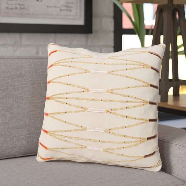 Adelhard Cotton Throw Pillow by Trent Austin Design