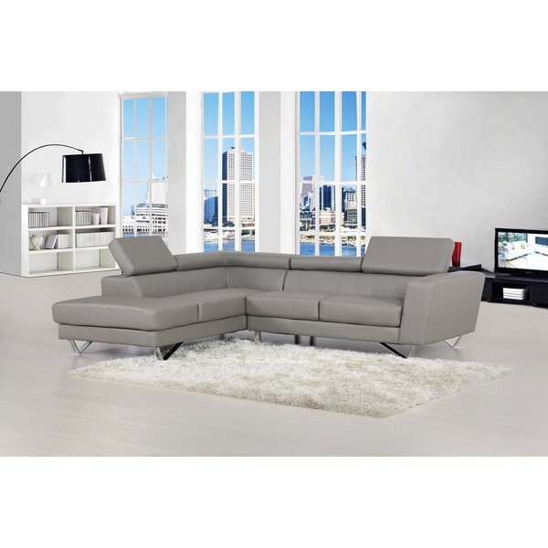 Stack Sectional By Orren Ellis