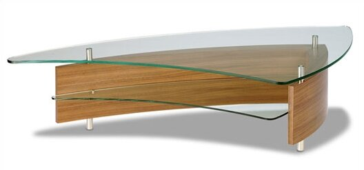 Fin Coffee Table by BDI