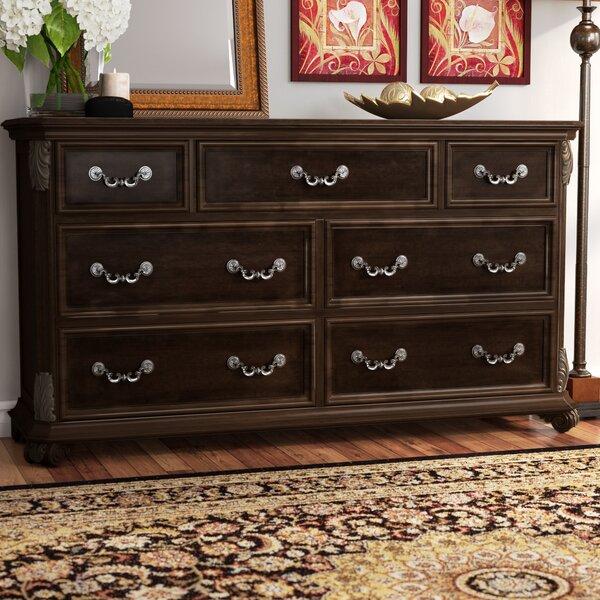 Cavas 7 Drawer Dresser by Astoria Grand