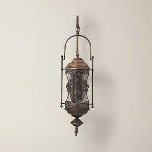 Candle Lantern Wall Sconce