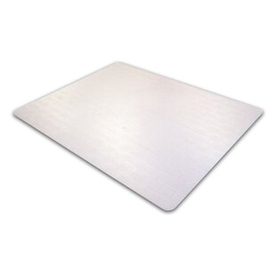Best Price Ecotex High Pile Carpet Beveled Chair Mat by Floortex