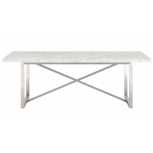 Drumm Dining Table by Everly Quinn Everly Quinn