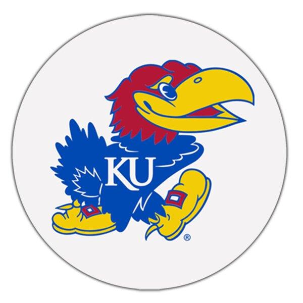University of Kansas Collegiate Coaster (Set of 4) by Thirstystone