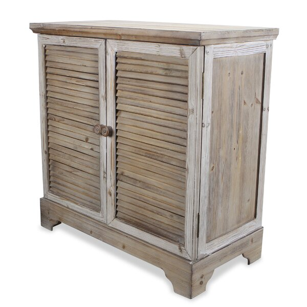 Odessa 2 Door Accent Cabinet by August Grove August Grove