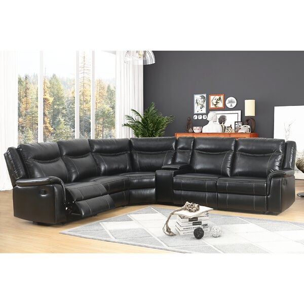 #2 Wiest Reclining Sectional By Latitude Run Comparison