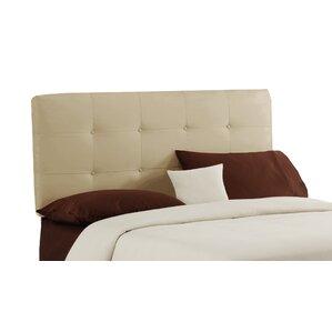 Lenora Button Upholstered Panel Headboard by Alcott Hill