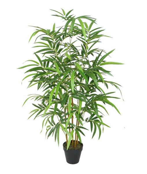 Decorative Artificial Bamboo Floor in Pot by Northlight Seasonal
