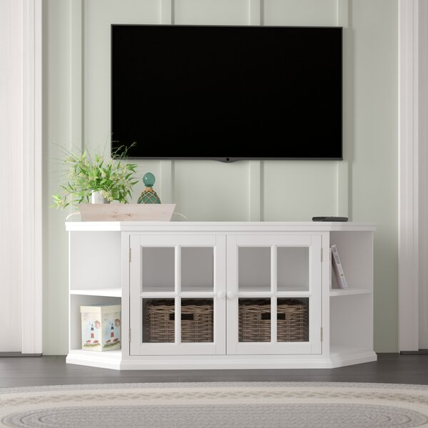Galles Corner Unit TV Stand For TVs Up To 60