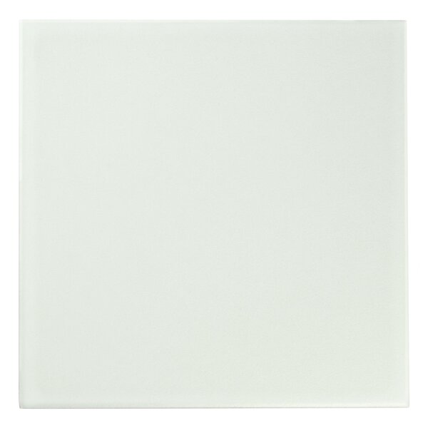 Revive 7.75 x 7.75 Ceramic Field Tile in Off-White by EliteTile