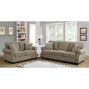Glunns 2-pcs Living Room Set by Red Barrel Studio®