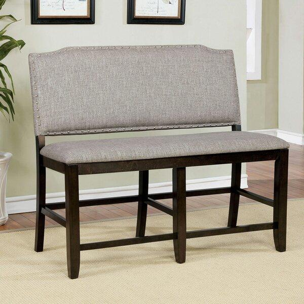 Sipan Upholstered Bench by Winston Porter Winston Porter